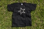 big star T-shirt / black