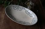 caiffa オーバル皿