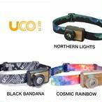 UCO HUNDRED ユーコ ハンドレッド ヘッドライト ヘッドランプ キャンプ用品 アウトドア用品