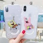 【オーダー商品】Sponge bob iphone case