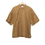 WELLDER【ウェルダー】Flap Pocket Short-Sleeve Shirt (KHAKI)