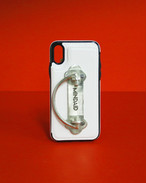 ハンドル付きiPhoneケース / ホワイト / iPhoneX タイプ