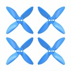 EMAX 2035 4-blade Whoop Propellers (1.5mm Shaft Hole)  Blue