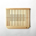 <Found & Made> Band Weaving Reed - Double Slot Heddle 11pattern / バンド織りリード 11パターン ダブルスロットへドル