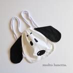 【即納】スヌーピー 風 耳付きナップサック 韓国買い付けアイテム 子供 リュック スヌーピー リュック キッズリュック 子供 リュック スヌーピーバッグ