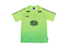 Hex Logo Gradation Shirts(MHS-006 LIME)