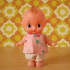 【送料無料】ワリコー キューピー人形 貯金箱 ソフビ 昭和レトロ