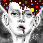 絵画 インテリア アートパネル 雑貨 壁掛け 置物 おしゃれ 人 現代アート ロココロ 画家 : nob 作品 : juice