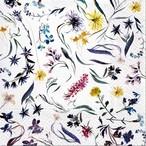 入荷しました|完売再入荷【PAW】バラ売り2枚 ランチサイズ ペーパーナプキン FLOWERS MEMORY ホワイト