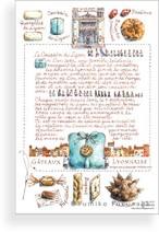 Post Card(東日本大震災寄附:Lyon)