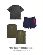 """CITY TOUGH"" PERFORMANCE PACK2"