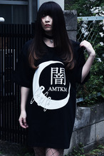 「闇/Dark」 T-Shirt Black