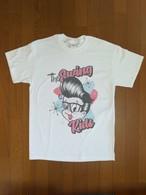 """""""DANNY BOY"""" S/S T-shirts WHITE COLOR"""