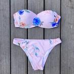 【送料無料◇即納】Bikini♡ピンクフラワーバンドゥビキニ