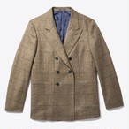 Oversized Double-Breasted Sport Coat