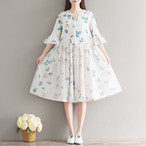 floral summer dress 2031