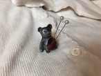 ENGLAND Vintage pin cushion  little bear