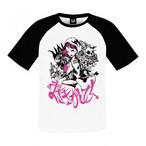 『まさきかんとく 』T-shirt ラグラン
