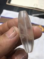 乙女鉱山水晶の天珠形ブレスレット
