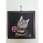 インテリアミニボード~猫