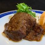 【3pc】牛ホホ肉の赤ワイン煮込み