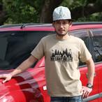 車や文字をカスタマイズできるTシャツ!NO CAMP NO LIFE Tシャツ