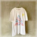 【Tシャツ】 スターダスト・カモフラージュ △ 己100% / ホワイト