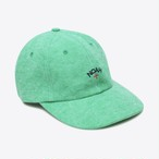 Recycled Canvas Core Logo 6-Panel(Emerald)