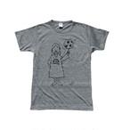 IYAO Tシャツ (グレー)