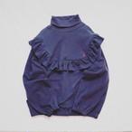 Remake Ralph Lauren frill shirt