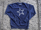 big star sweat indigo