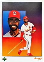 MLBカード 89UPPERDECK #674 CARDINALS LIST