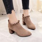 【shoes】かわいい上品らしいスタイリッシュブーティー 23036916