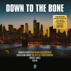"【12""】Down To The Bone - Brooklyn Beats (incl. Kaidi Tatham Reinterpretation)"
