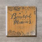 Tree's Board(Light brown)-MATERNITY_A4スクエア_6ページ/6カット_クラシックアルバム(アクリルカバー)