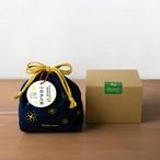門崎 ホタル米(日本製オリジナル巾着袋入)ギフトボックス入