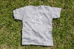big star T-shirt / gray