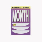「MONTH」コンセプトノート(PERFECT CARE)