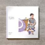 Be Happy-WT(Vertical)-KIDS_A4スクエア_6ページ/6カット_クラシックアルバム(アクリルカバー)