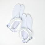 【送料無料】ハイストレッチ足袋 白 5枚コハゼ 日本製(LL・3L)| 東レ ナイロン素材 フォーマル婚礼礼装対応品