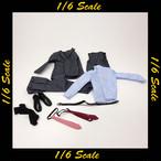 【00864】 1/6 ポップトイズ メンズ スーツセット