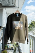 【LIMITED】Soichiro Suizu Collab Photo Sweatshirt