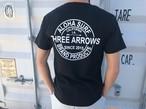 ThreeArrows BP Tシャツ(black)