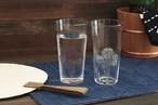 温度をデザインに。『冷感花火 ビールグラスペアセット』 *丸モ高木陶器* お酒をより楽しむためのおしゃれな酒器!