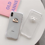 【オーダー商品】simple funny iphone case
