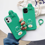 【オーダー商品】3D dinosaur iphone case