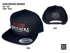 BLOOD BROTHERS SNAPBACK