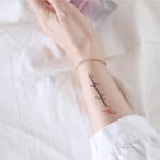 LOVERS タトゥーシール (感性デザイン)
