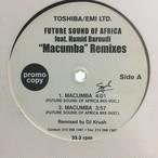 MACUMBA (REMIXES)  / FUTURE SOUND OF AFRICA FEATURING HAMID BAROUDI 