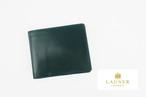 ロウナー ロンドン|LAUNER LONDON|折財布|札入れ|805|グリーンカーフ×グリーンリザード